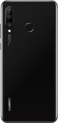 Смартфон Huawei P30 Lite 256GB (MAR-LX1B) (полночный черный)