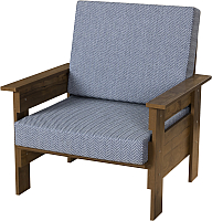 Кресло мягкое Мебель Холдинг МХ30 Лофт / 904 -