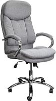 Кресло офисное Седия Leonardo Eco (ткань серый) -