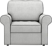Кресло мягкое Frendom Тулон (Flax 004/Flax 005) -