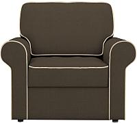 Кресло мягкое Frendom Тулон (Flax 020/Flax 003) -