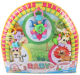 Развивающий коврик Shantou С погремушками / B1662032 -