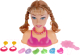 Игрушечный манекен стилиста Shantou Кукла-манекен для создания причесок / B1707118 -
