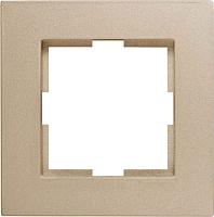 Рамка для выключателя Viko Novella 92190621 (бронза) -