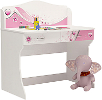 Письменный стол ABC-King Princess / PR-1017 (белый) -