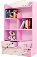 Стеллаж ABC-King Princess / PR-1014-R (розовый) -
