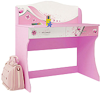 Письменный стол ABC-King Princess / PR-1017-R (розовый) -