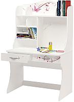 Письменный стол ABC-King Фея / F-1018 (белый) -