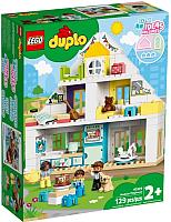 Конструктор Lego DUPLO Town Модульный игрушечный дом 10929 -