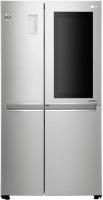 Холодильник с морозильником LG GC-Q247CADC -