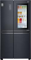Холодильник с морозильником LG GC-Q247CBDC -