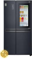 Холодильник с морозильником LG DoorCooling+ GC-Q247CBDC -