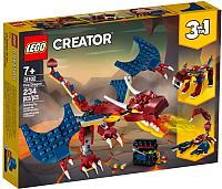 Конструктор Lego Creator Огненный дракон 31102 -
