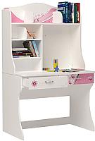 Письменный стол ABC-King Princess / PR-1018 (розовый) -