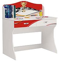 Письменный стол ABC-King La-Man / LM-1017 (красный) -