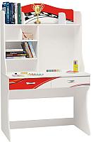 Письменный стол ABC-King La-Man / LM-1018-K (красный) -