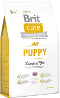 Корм для собак Brit Care Puppy All Breed Lamb & Rice / 132702 (1кг) -