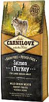 Корм для собак Carnilove Salmon & Turkey for Large Breed Adult / 150821 (12кг) -
