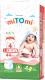 Подгузники-трусики MiTomi Premium L от 9 до 14кг (44шт) -