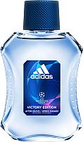 Лосьон после бритья Adidas UEFA Champions League Victory Edition After Shave Lotion (100мл) -