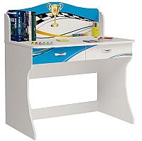 Письменный стол ABC-King La-Man / LM-1017-B (голубой) -