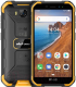 Смартфон Ulefone Armor X6 (черный/оранжевый) -