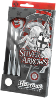 Дротики для дартса Harrows Steeltip Silver Arrows / 842HRED92122 -