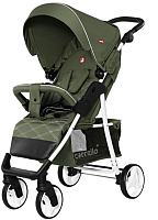 Детская прогулочная коляска Carrello Quattro CRL-8502/2 (Mint Green) -