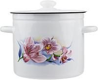 Кастрюля Idilia Сиреневая орхидея 1620/2 -