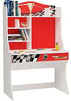 Письменный стол ABC-King Formula / FO-1018-K (красный) -