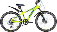 Велосипед Novatrack Extreme 24AHD.EXTREMEHD.11GN20 -