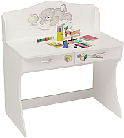 Письменный стол ABC-King Bears / BR-1017 (белый) -