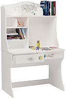 Письменный стол ABC-King Bears / BR-1018 (белый) -