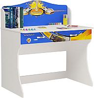 Письменный стол ABC-King Champion / CH-1017 (синий) -