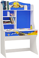 Письменный стол ABC-King Champion / CH-1018 (синий) -