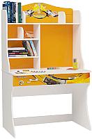 Письменный стол ABC-King Champion / CH-1018-O (оранжевый) -
