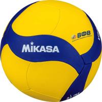 Мяч волейбольный Mikasa V345W (желтый/синий) -