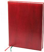 Ежедневник Brunnen Гранд де Люкс Патрициан 768 35-29 (красный) -