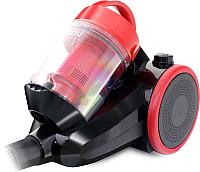 Пылесос Ginzzu VS422 (черный/красный) -
