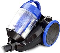 Пылесос Ginzzu VS422 (черный/синий) -