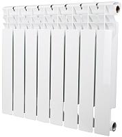 Радиатор биметаллический Halsen BS 500x80 (4 секции) -