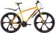 Велосипед Black One Onix 26 D FW 2020 (20, желтый/черный/красный) -