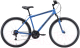 Велосипед Black One Onix 26 2020 (20, голубой/серый/черный) -