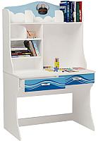 Письменный стол ABC-King Ocean / OC-1018 (голубой) -
