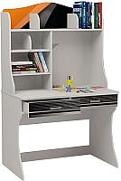 Письменный стол ABC-King Pilot / PL-1018 (серый) -