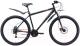 Велосипед STARK Tank 29.1 D 2020 (18, черный/красный/серый) -