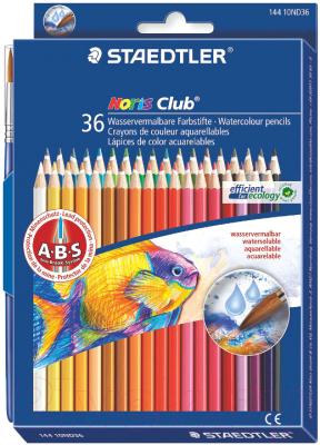 Набор акварельных карандашей Staedtler 144 10ND36