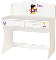 Письменный стол ABC-King Pirates / PS-1017 (белый) -
