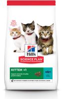Корм для кошек Hill's Science Plan Kitten Healthy Development Tuna / 604715 (1.5кг) -