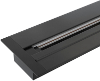 Шинопровод Elektrostandard TRLM-1-100-BK (черный) -